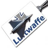 Luftwaffe Typhoon Crew Tag